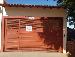Casa para locação 100m² com 2 quartos em Dracena-SP