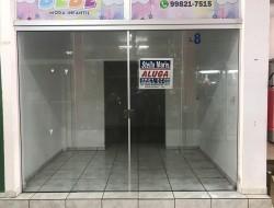 Comercial para locação 20m² com 2 quartos em Dracena-SP